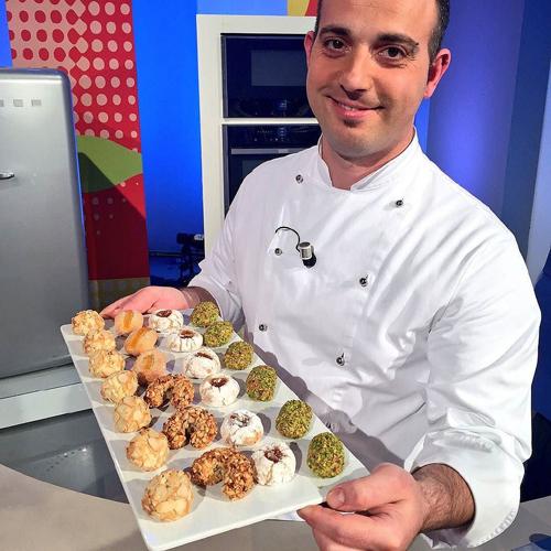 Biscotti Alle Mandorle Mario Ragona La Prova Del Cuoco Rai1